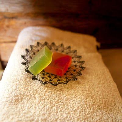 Villa Kaurilan sauna - pyyhkeet