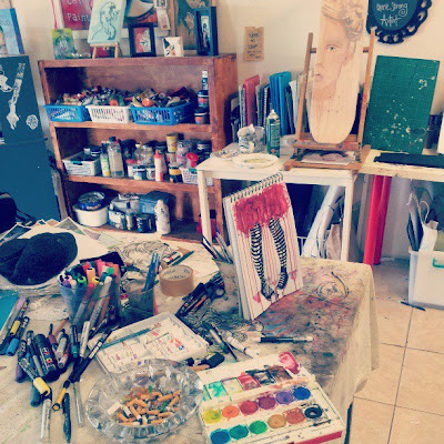 Studio Visit...