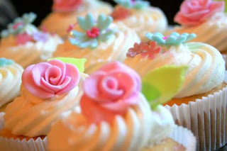 lola's flower cupcakes recipe