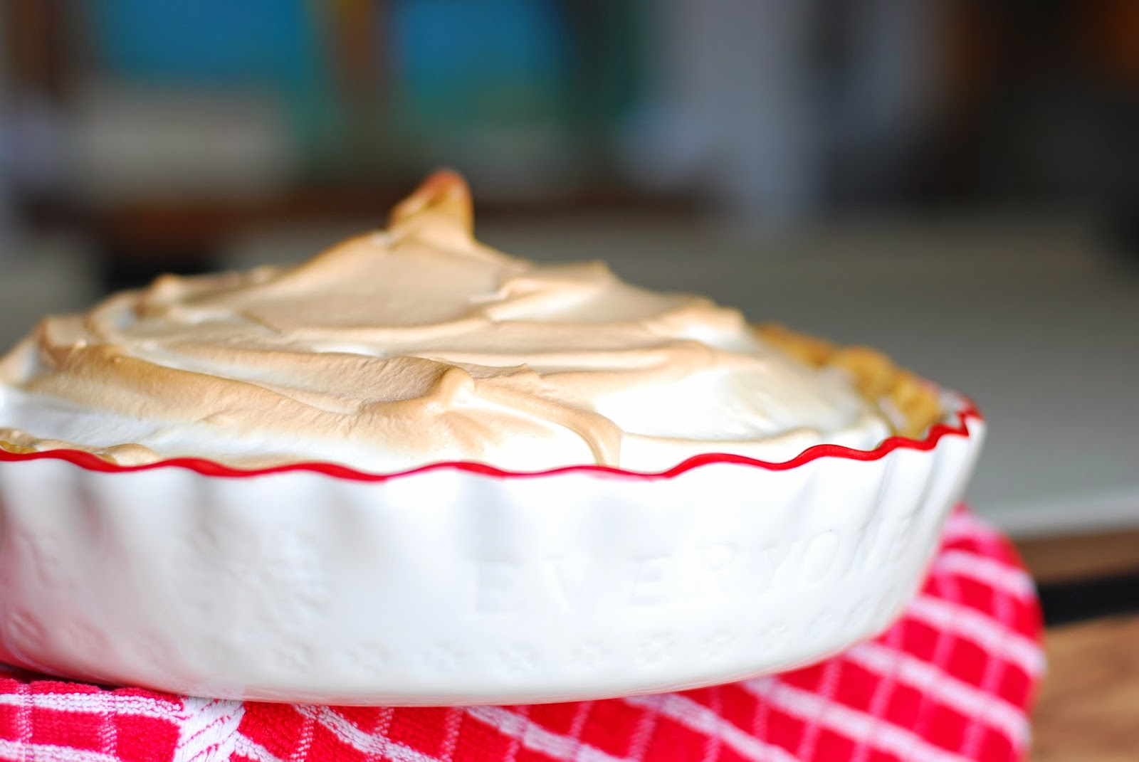how to say lemon meringue pie