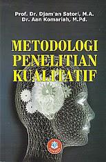 toko buku rahma: buku METODOLOGI PENELITIAN KUALITATIF, pengarang djam'an satori, penerbit alfabeta