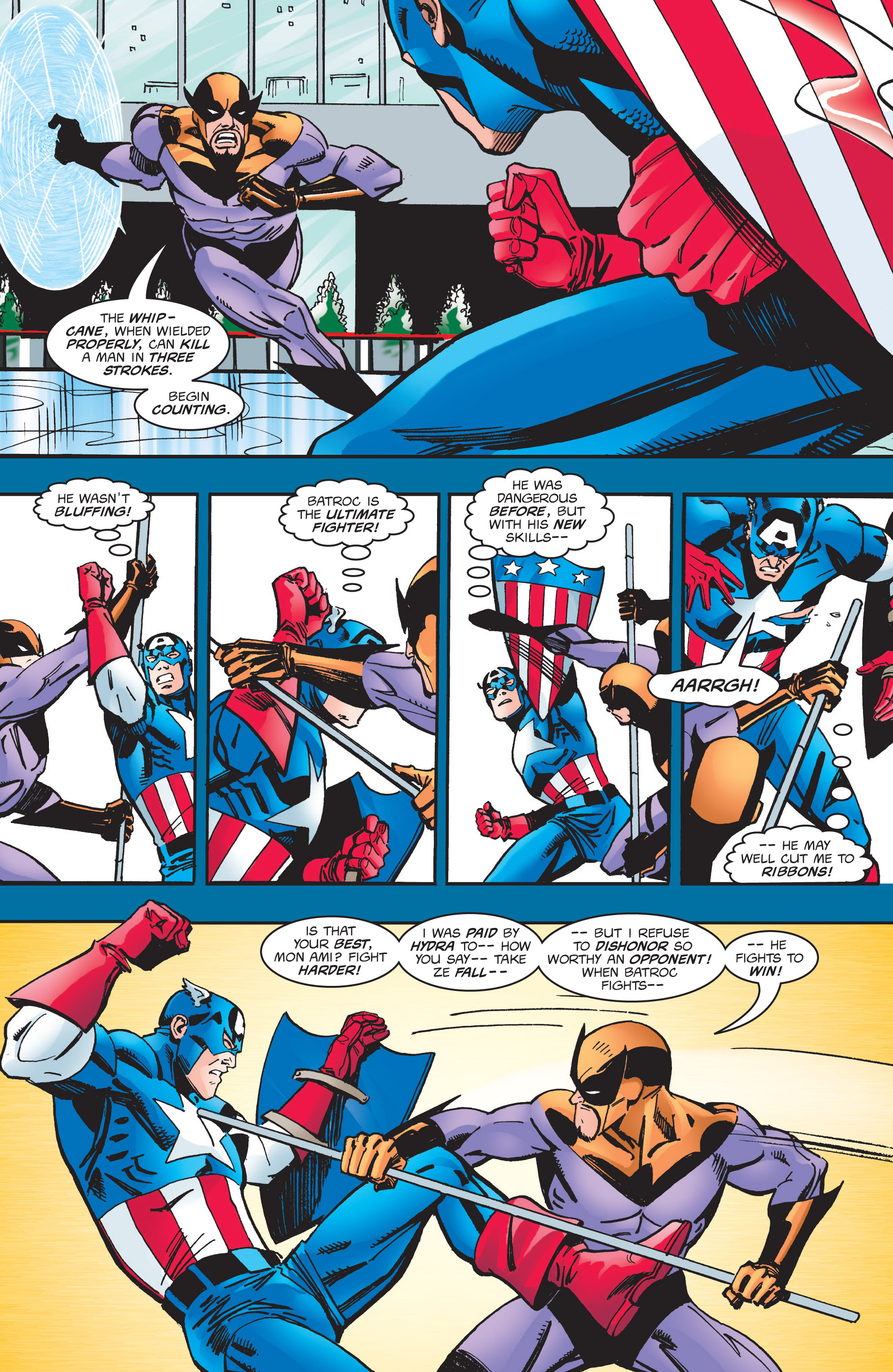Captain America (1998) Issue #4 #7 - English 18