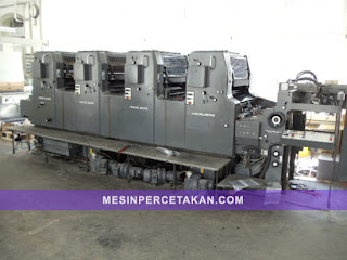 Heidelberg MOVP 4 Color | Mesin cetak import