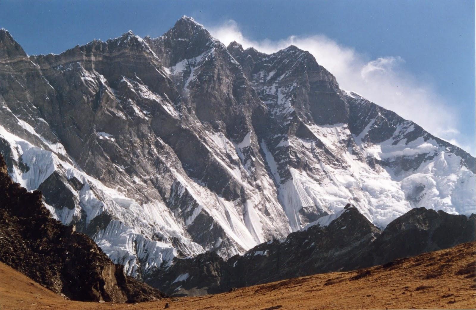 Mount Lhotse - 15 Highest Peaks in the World