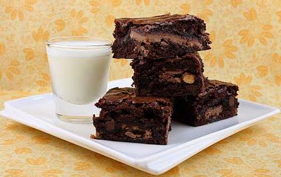 Kue Brownies Singkong