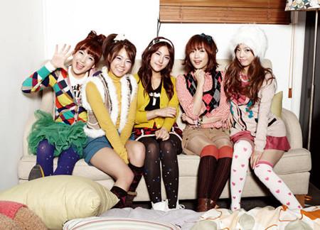 Tangga Lagu Terbaru Korea April 2012
