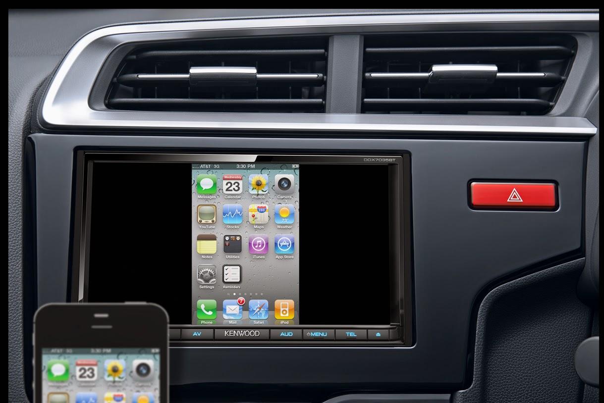 Sedangkan pada sektor interior honda jazz rs black top le mendapat beberapa fitur tambahan yaitu as seatbelt warning new audio 7 inci yang bisa melakukan