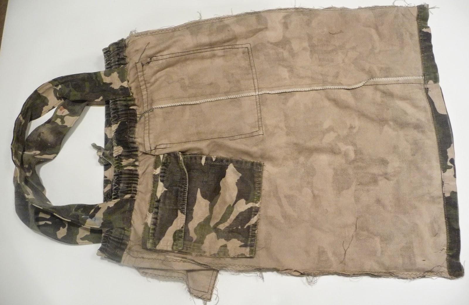 jak wykorzystać stare ubrania
