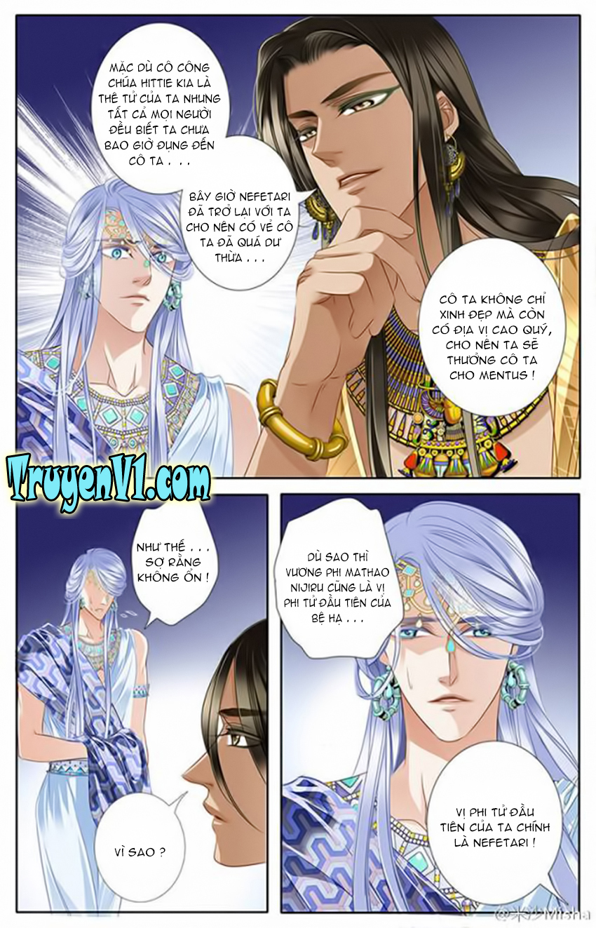 Sủng Phi Của Pharaoh Chap 26