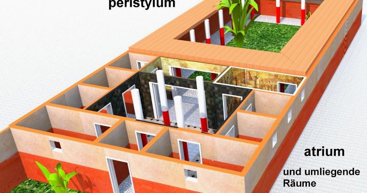 r mer kelten und germanen domus villa insula wohnen im alten rom. Black Bedroom Furniture Sets. Home Design Ideas