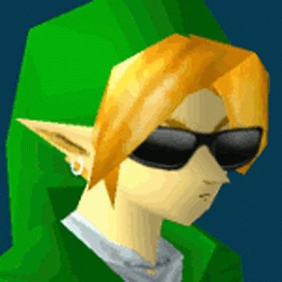 Ace da Vinci - The Legend of Zelda