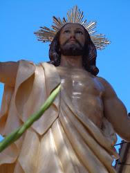 El Resucitado. Hermandad Ntro. Padre Jesús de Nazareno, Calzada de Calatrava