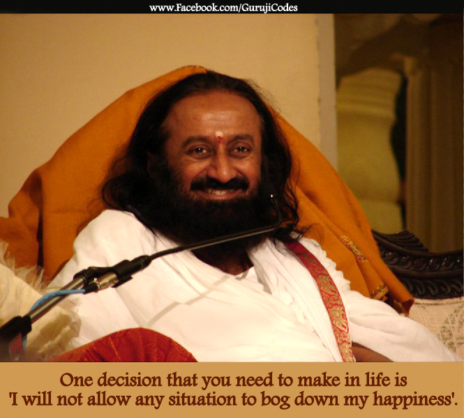 One Decision | Guruji Codes