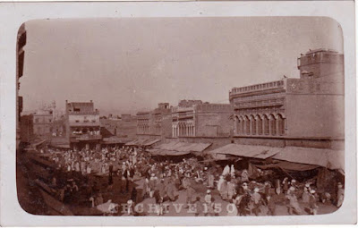 1910-20s: Life in Rawalpindi