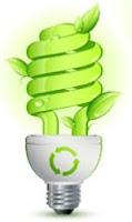 Imágen representativa bajo consumo eléctrico.