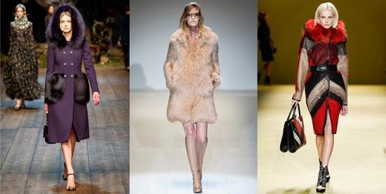 Dolce & Gabbana, Gucci and J. Mendel