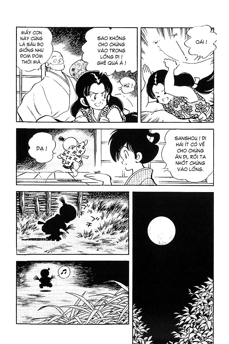 Nijiiro Togarashi - Ớt Bảy Màu chap 31 - Trang 16