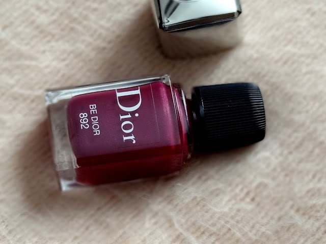 Dior Vernis Be Dior # 892 Review, Photos, Swatches
