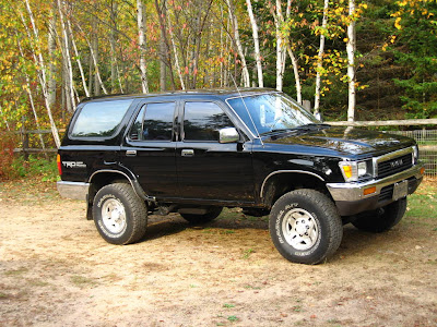 1990 Toyota 4runner Review & Owners Manual