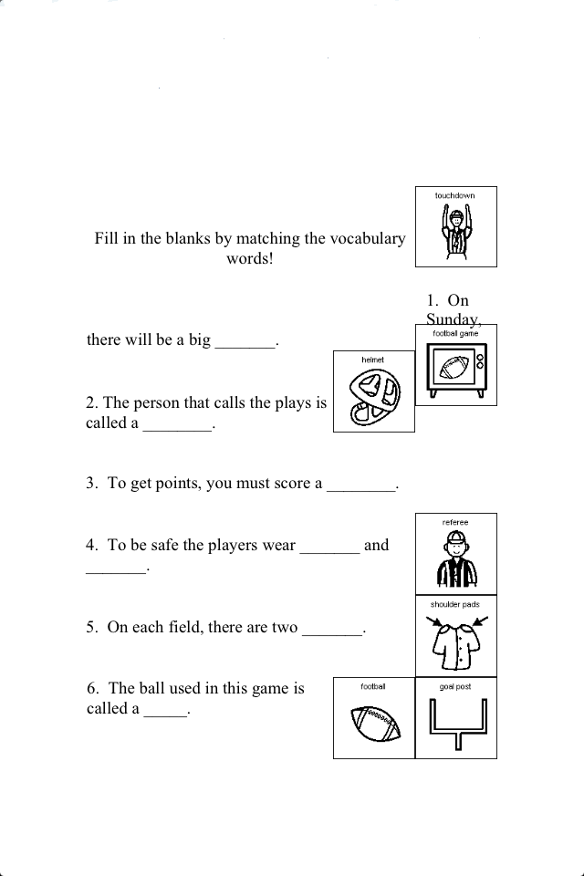 Sight Words Cloze Sentences | Worksheets, Literacy and Sentences