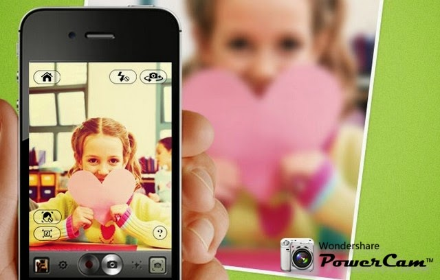 Wondershare PowerCam Android Apk resimi