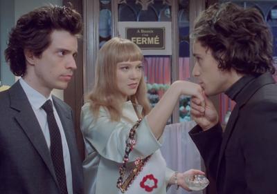 Wes Anderson, Roman Coppola, Léa Seydoux, Prada, short, youtube, commercial, pub, image