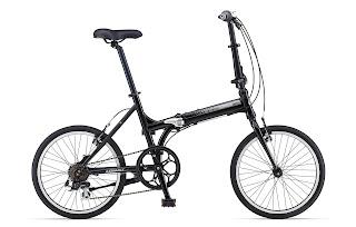 Giant Expressway 2 folding bike