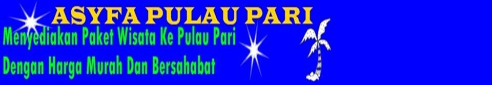 Agen Wisata Pulau Pari