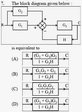 2013 December UGC NET in Electronic Science, Paper II, Question 7