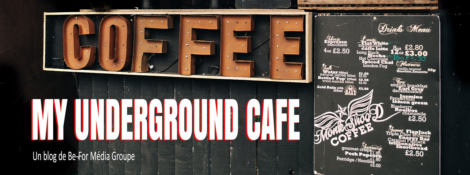 My Under Ground Cafe