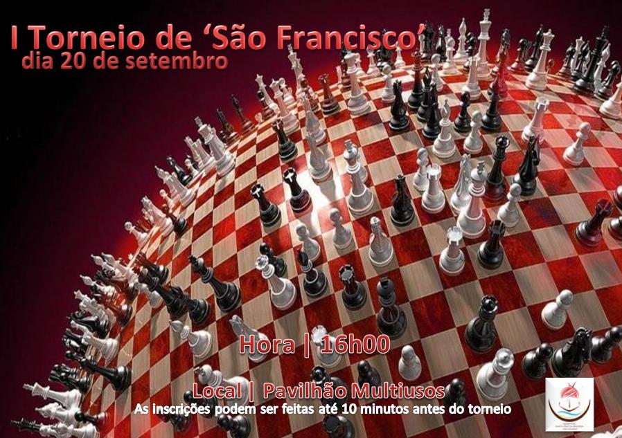 I Torneio de Xadrez de São Francisco
