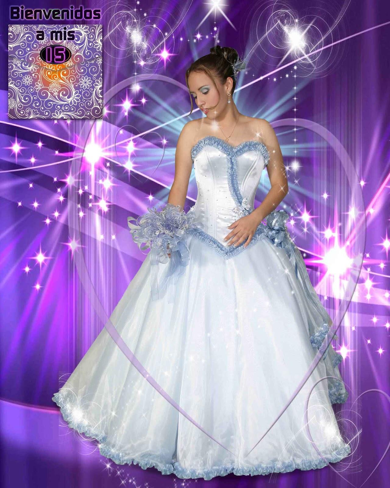 Imagenes de fondos para quinceañeras - Imagui