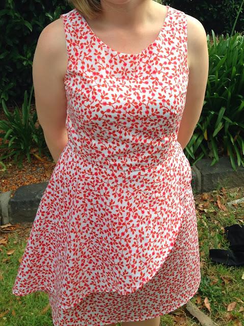 Edelweiss Colette Truffle Dress