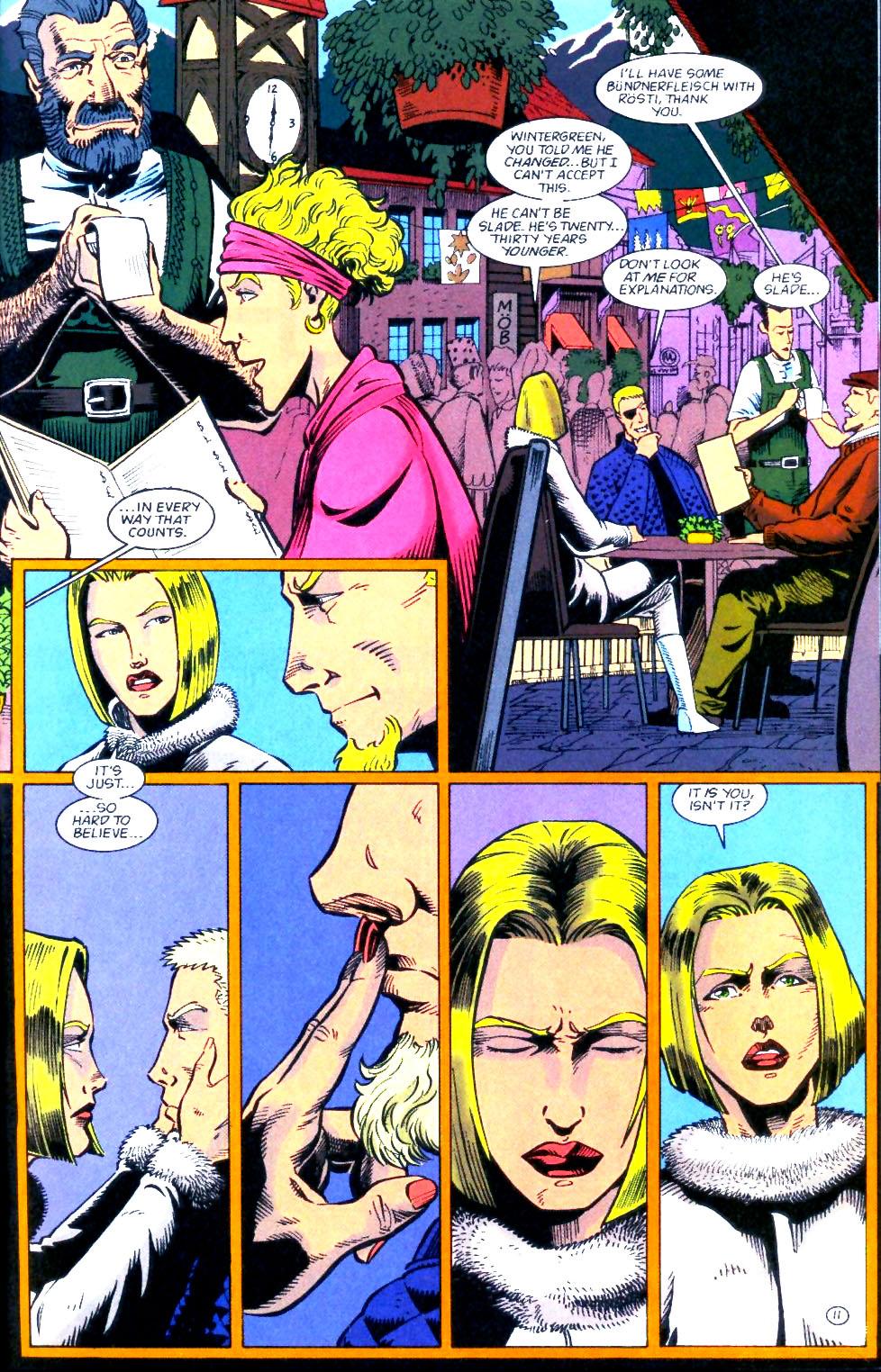 Deathstroke (1991) Issue #56 #61 - English 12