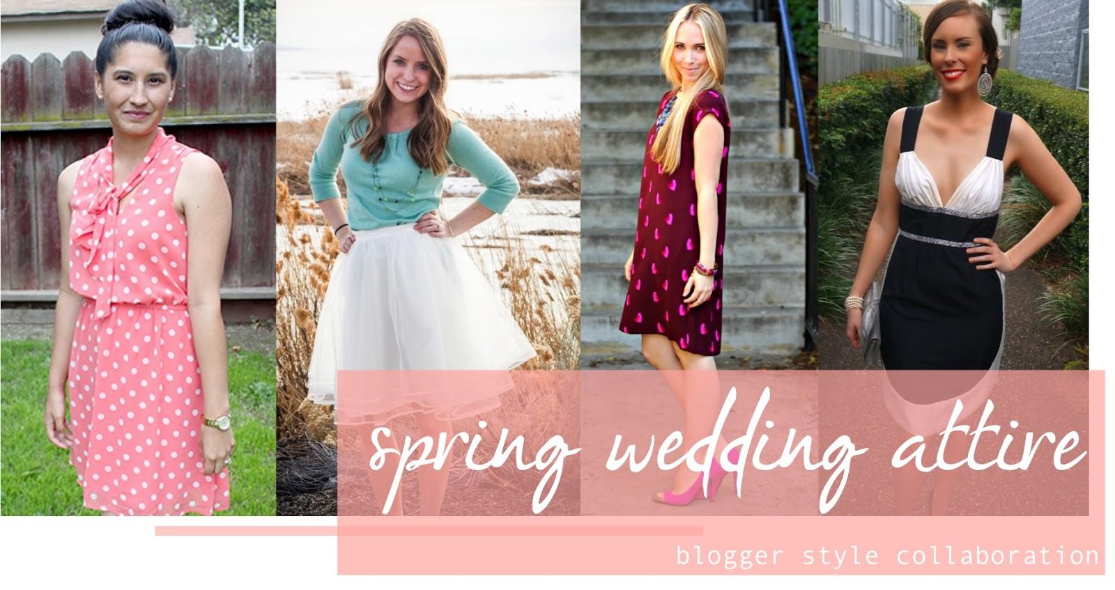 Spring Wedding Guest Dresses for Mai