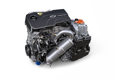 Chevrolet Wins Two of Ward's 10 Best Engines Awards