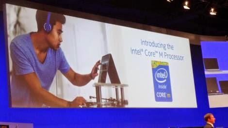 New Intel Core M processor will supercharge future tablets | TekkiPedia News