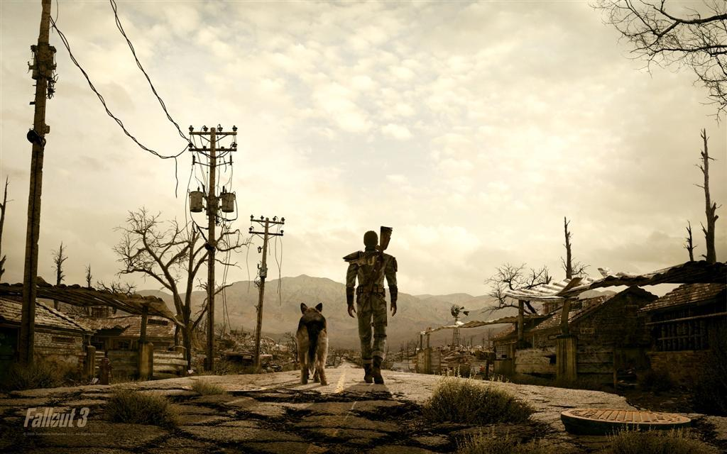Fallout HD & Widescreen Wallpaper 0.866887415475296