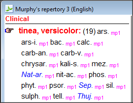 Murphy-clinical tinea versicolor