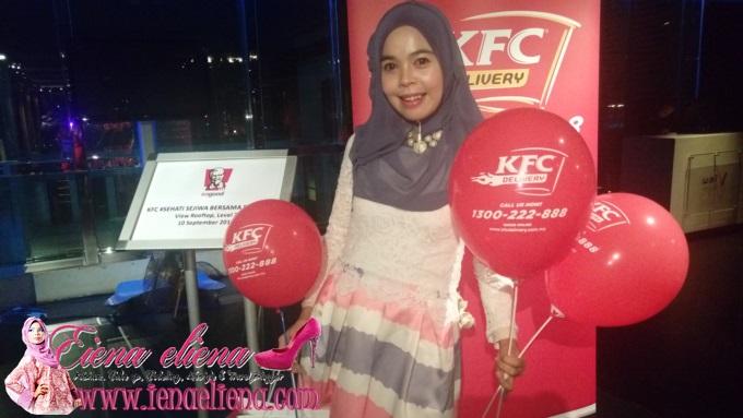 KFC #SehatiSejiwa Bersama Schawal