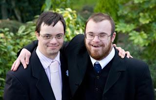 Daniel and Brendan