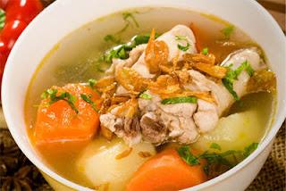 resep masakan, sop ayam jahe, resep, maknyus, wisata kuliner, resep rahasia, makanan sehat, sop, ayam, makan enak