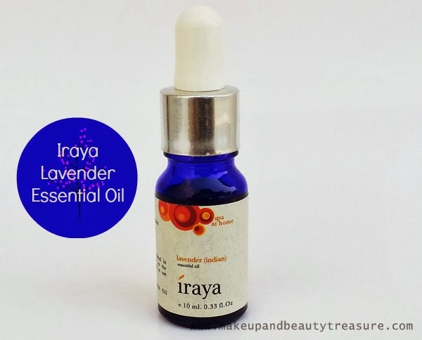 Iraya Lavender Essential Oil