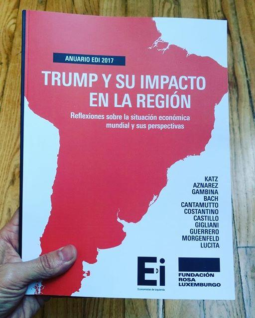 Trump y su impacto en la región (Anuario EDI 2017)