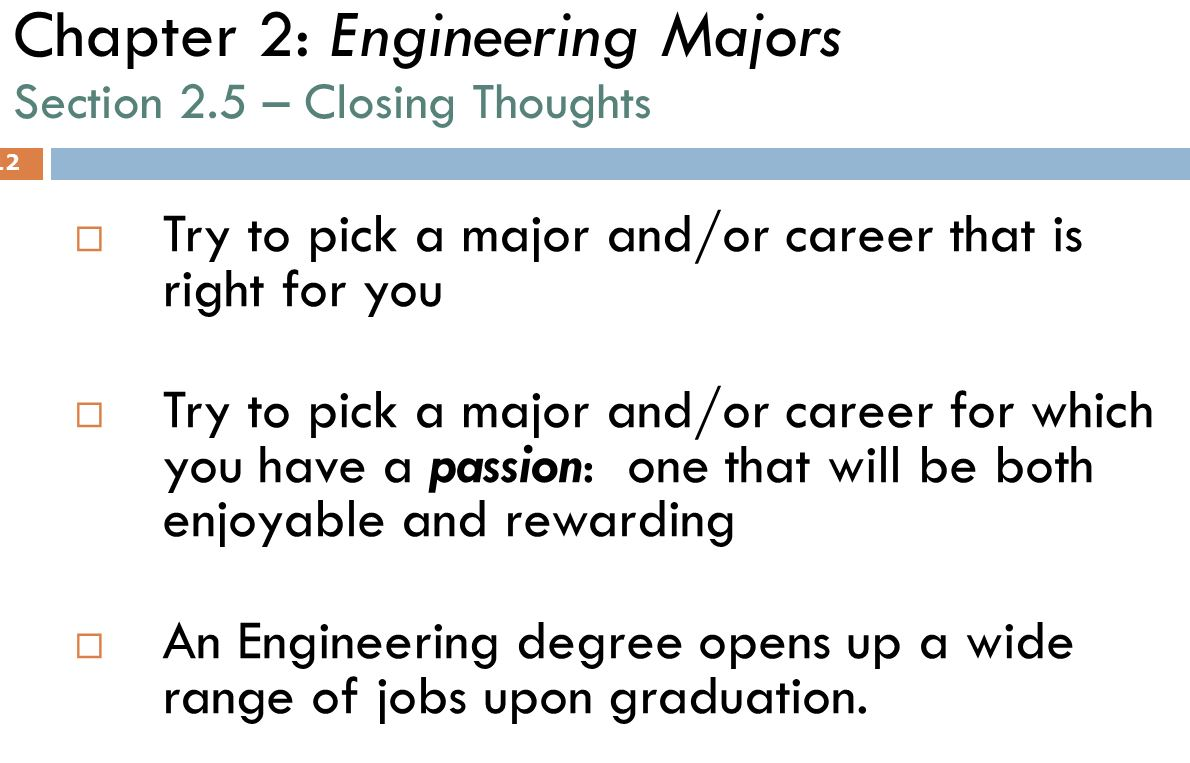 different fields engineering Youth types of engineering the different types of engineering can be grouped into course in which they study aspects of all the major engineering fields.
