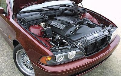 Foto Mesin  BMW 525i E39