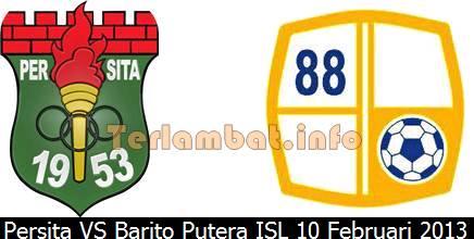 Persita VS Barito