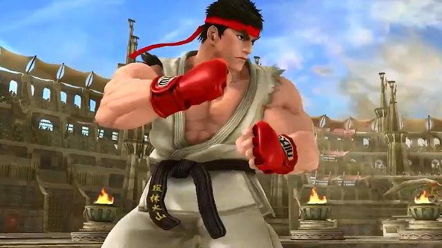 Impresiones Ryu Lucas Roy Super Smash Bros Wii U