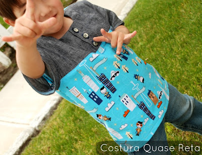 costura infantil