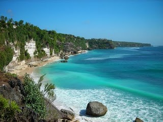 Wisata Di Banten Selatan ( Pantai Sawarna )